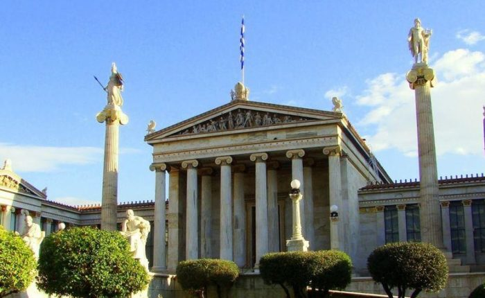 Афины 19-го века (фото 1)
