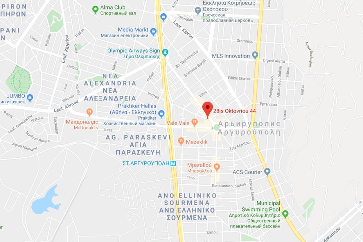 Экскурсия в Археологический музей Афин: место встречи