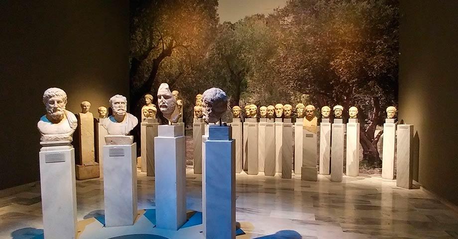 Greece Travel: Экскурсия в Археологический музей Афин - фото 2