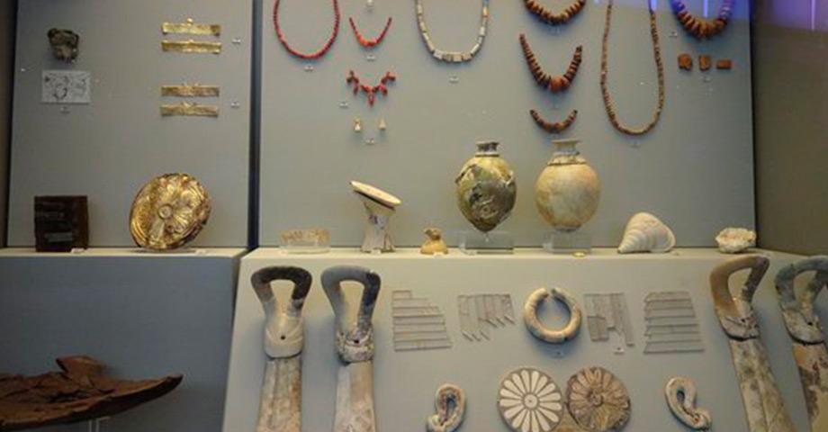 Greece Travel: Экскурсия в Археологический музей Афин - фото 3