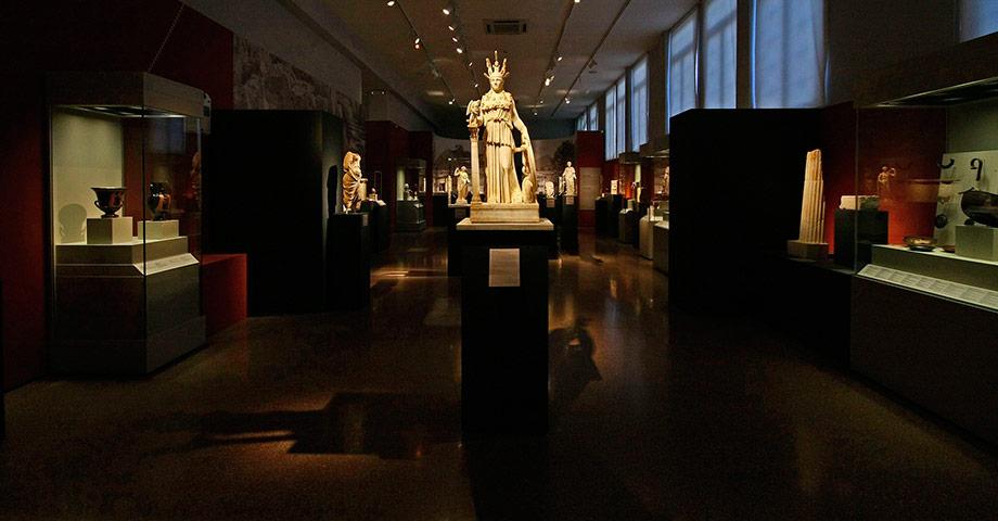 Greece Travel: Экскурсия в Археологический музей Афин - фото 6