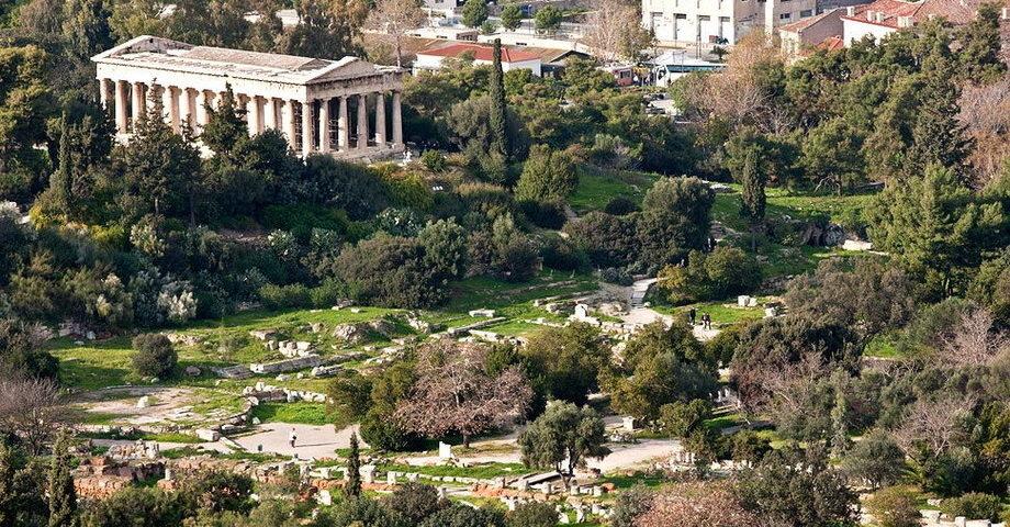 Афинская Агора. Керамикос. Акрополь (фото 2)