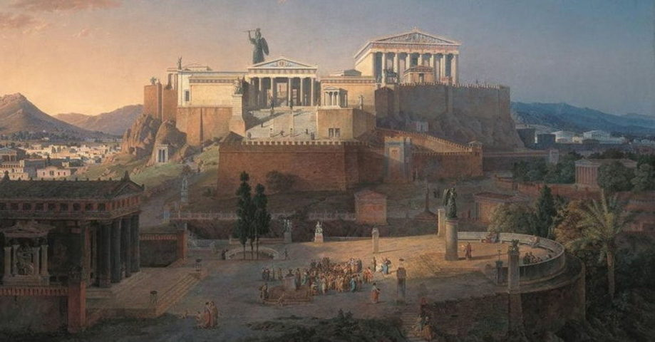 Афинская Агора. Керамикос. Акрополь (фото 3)