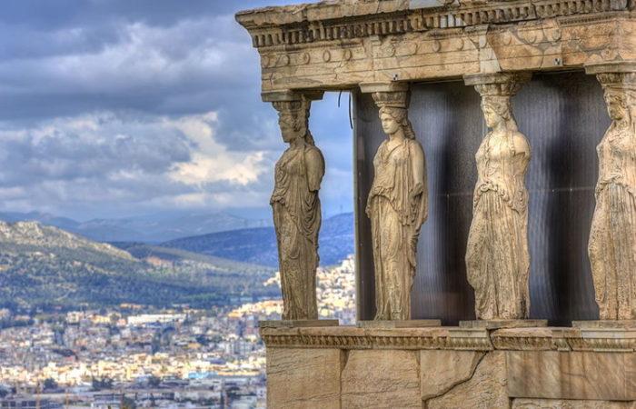 Афинская Агора. Керамикос. Акрополь (фото 6)