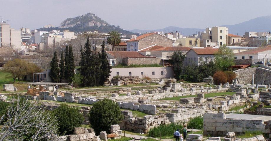 Афинская Агора. Керамикос. Акрополь (фото 7)