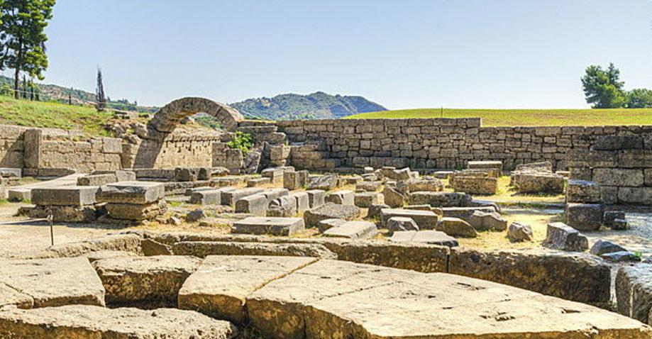 Древняя Олимпия (фото 4)