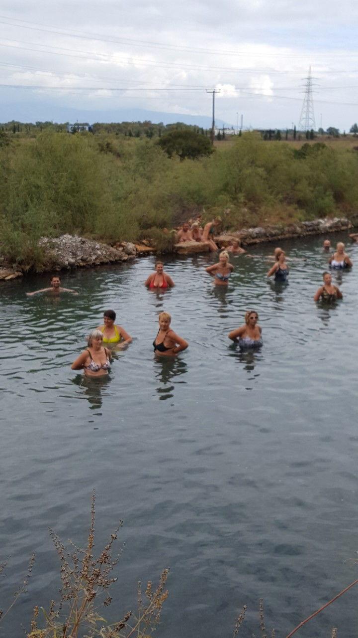 Фермопилы, озеро Дамаста (Псоронери), мост Горгопотамос (фото 2)