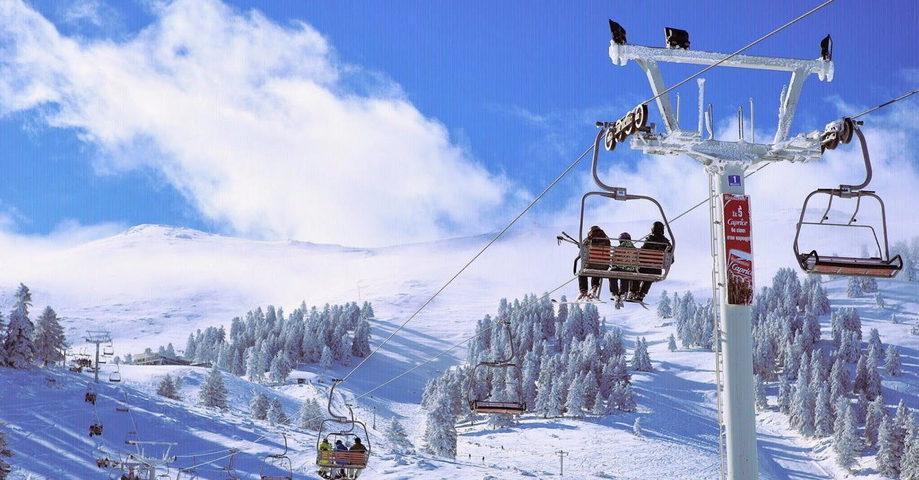 Калаврита: горнолыжный курорт (фото 1)