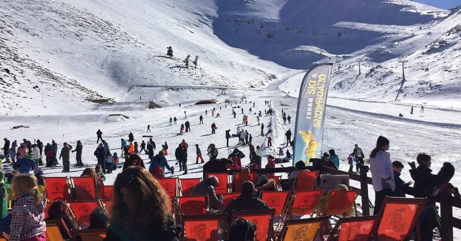 Калаврита: горнолыжный курорт (фото 4)