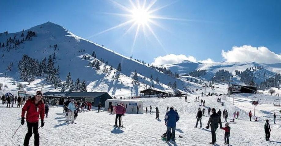 Калаврита: горнолыжный курорт (фото 5)