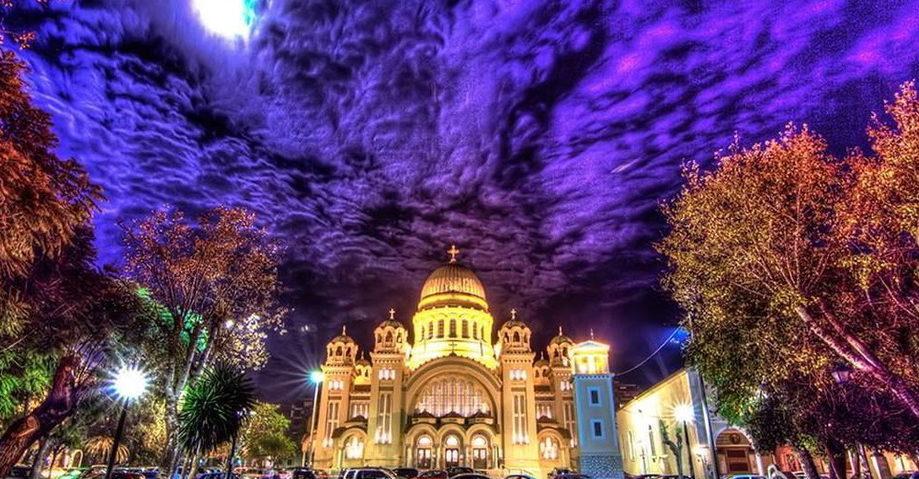 Карнавал в Патрах, замок-винодельня Ахайя-Клаус (фото 10)