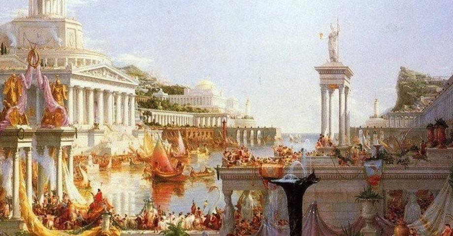 Коринфский канал. Древний Коринф. Лутраки (фото 5)