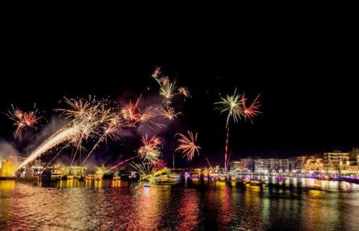 Морской карнавал в Халкиде (фото 3)