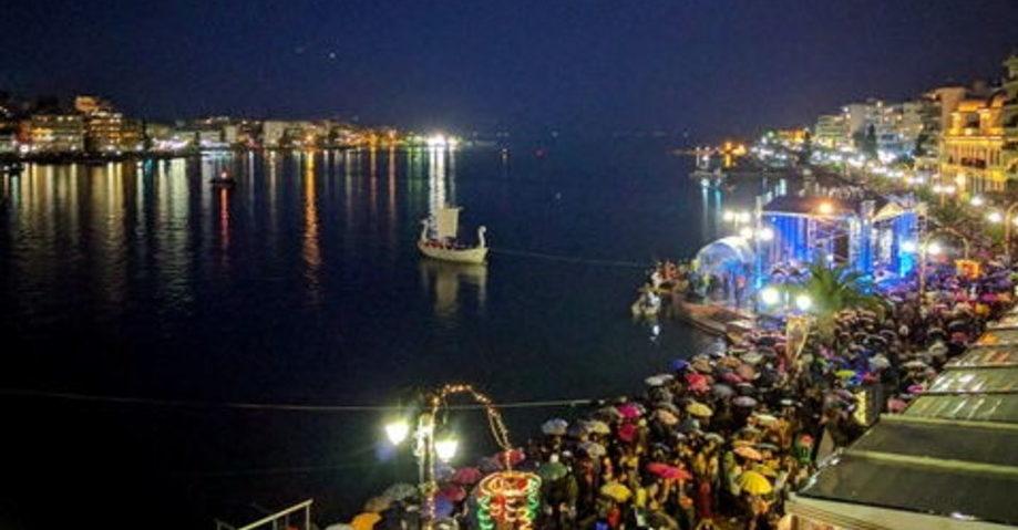 Морской карнавал в Халкиде (фото 4)