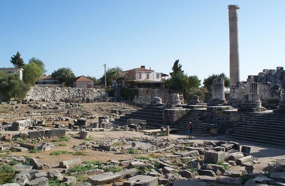 Паломнический туризм в Грецию (превью)