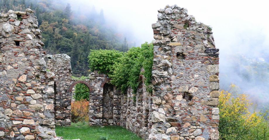 Мистра – последний оплот Византии. Спарта: путь героев (фото 5)