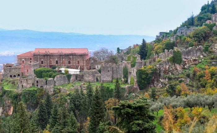 Мистра – последний оплот Византии. Спарта: путь героев (фото 1)