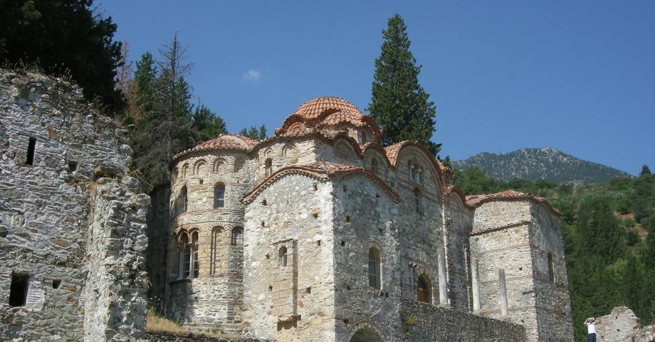 Мистра – последний оплот Византии. Спарта: путь героев (фото 6)
