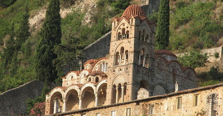 Мистра – последний оплот Византии. Спарта: путь героев (фото 2)