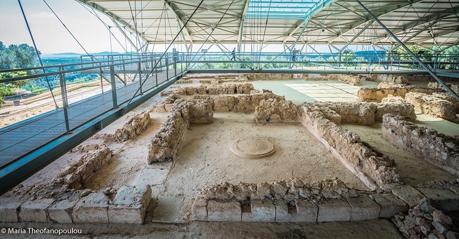Экскурсия: Дворец Нестора + Пилос (фото 1)