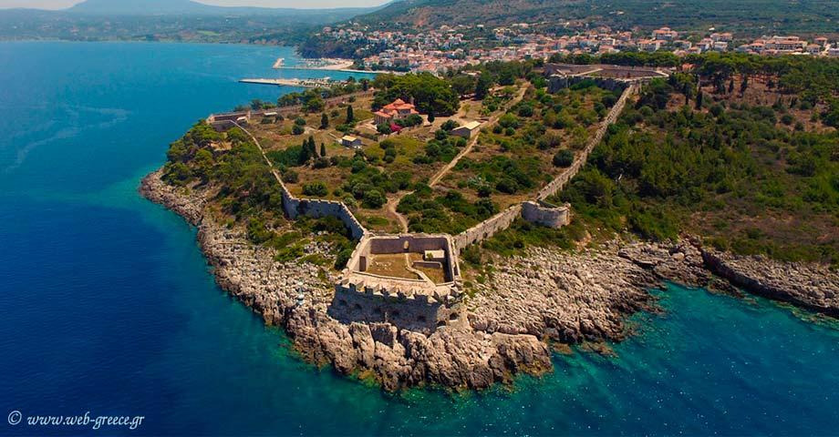 Экскурсия: Дворец Нестора + Пилос (фото 5)