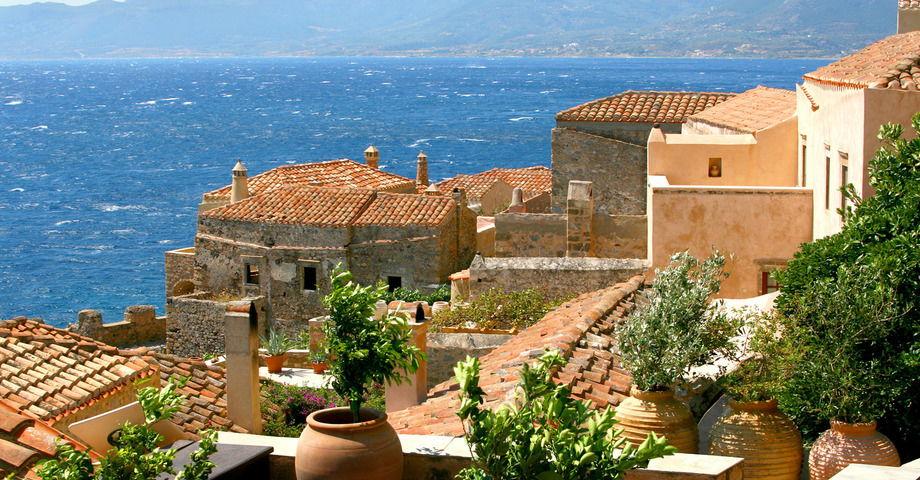 Greece Travel: Монемвасия (фото 1)