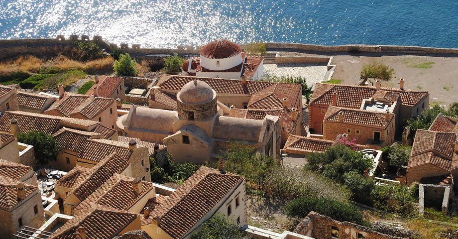 Greece Travel: Монемвасия (фото 2)