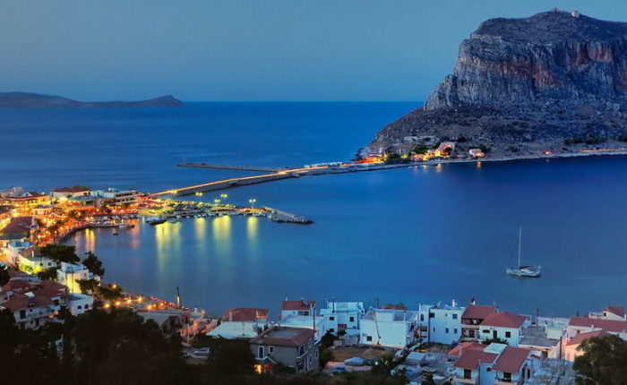 Greece Travel: Монемвасия (фото 3)