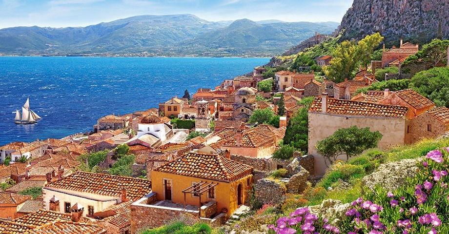 Greece Travel: Монемвасия (фото)
