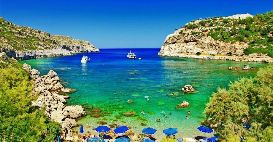 Greece Travel: Родос: остров солнца и рыцарей (фото 1)
