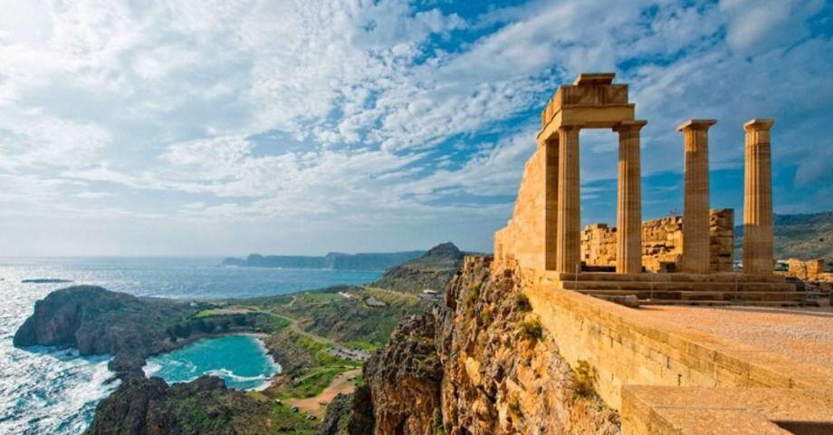 Greece Travel: Родос: остров солнца и рыцарей (фото 2)