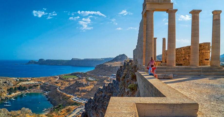 Greece Travel: Родос: остров солнца и рыцарей (фото 3)