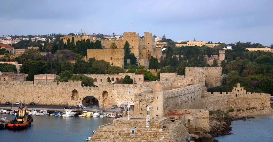 Greece Travel: Родос: остров солнца и рыцарей (фото 5)