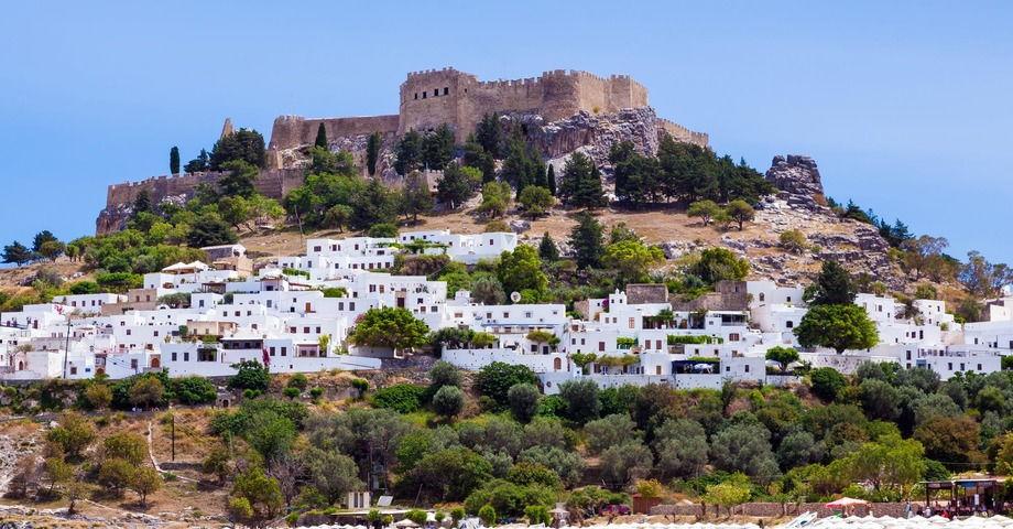 Greece Travel: Родос: остров солнца и рыцарей (фото 7)