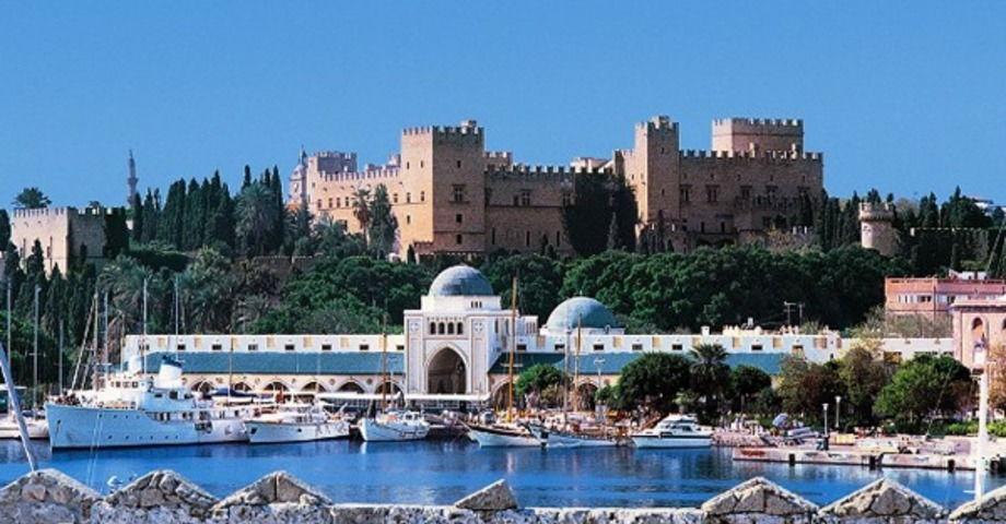 Greece Travel: Родос: остров солнца и рыцарей (фото 8)