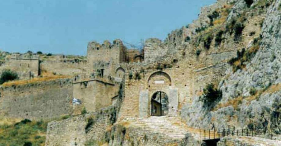 Greece Travel: Акрокоринф. Лутраки (купание в СПА) (фото 2)