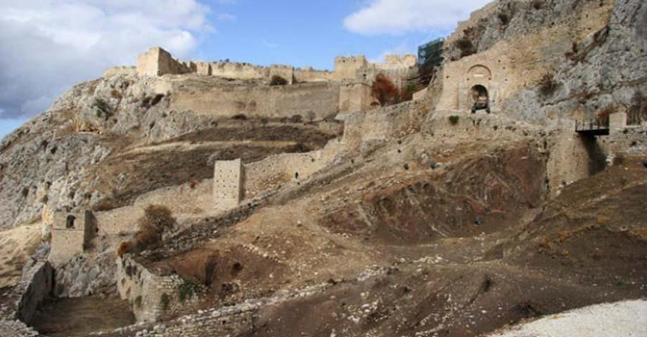 Greece Travel: Акрокоринф. Лутраки (купание в СПА) (фото 3)