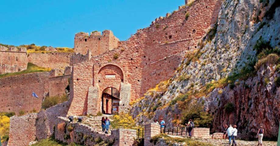 Greece Travel: Акрокоринф. Лутраки (купание в СПА) (фото 4)