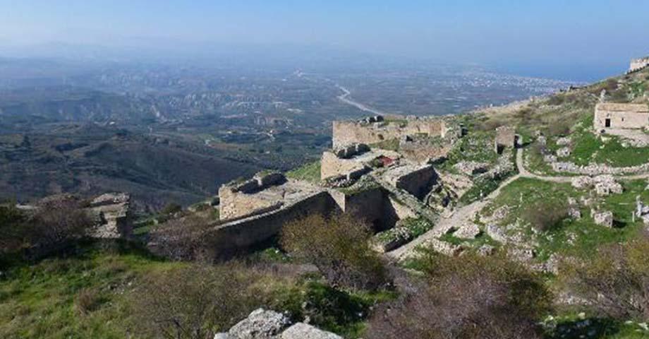 Greece Travel: Акрокоринф. Лутраки (купание в СПА) (фото 5)