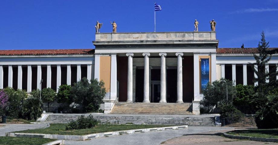 Greece Travel: Археологический музей Афин (фото 1)