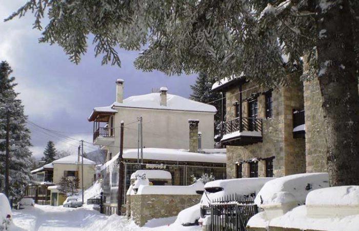 Greece Travel: Горнолыжный курорт Зирия (фото 6)