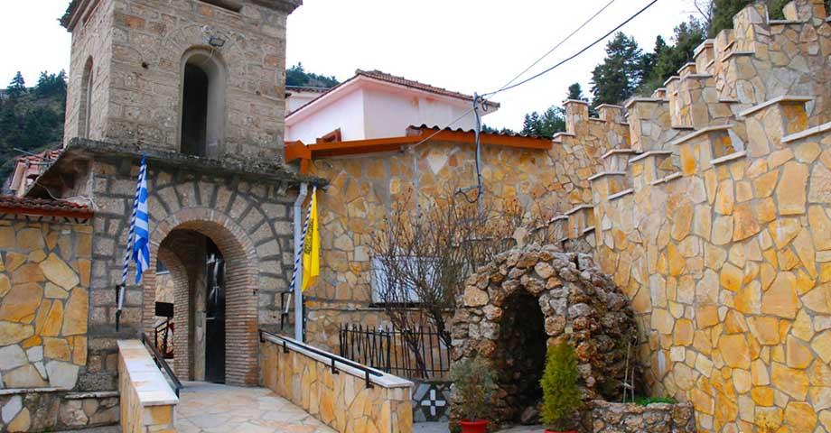 Greece Travel: Горнолыжный курорт Зирия (фото 7)