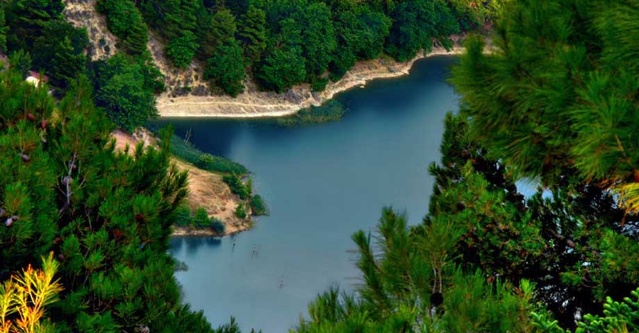 Greece Travel: Озеро Цивлу (пикник), деревушка Зарухла (фото 1)