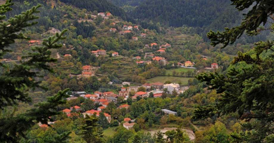Greece Travel: Озеро Цивлу (пикник), деревушка Зарухла (фото 4)