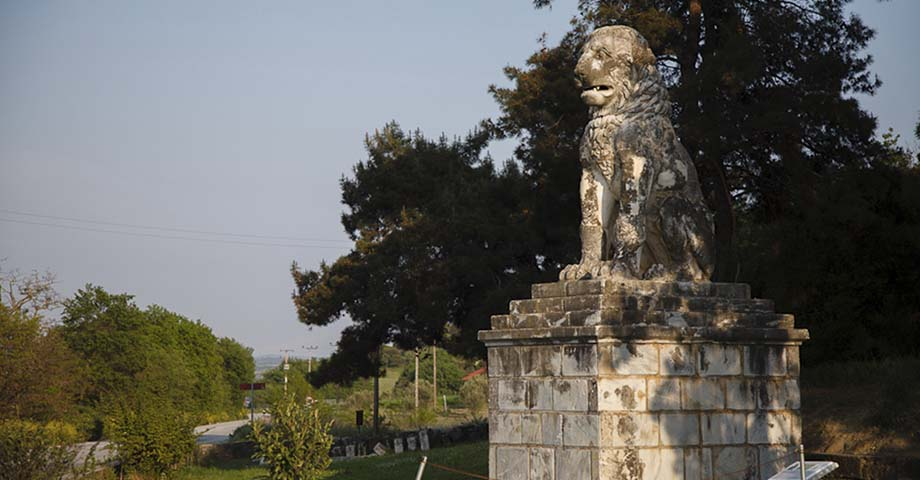 Greece Travel: Серрес. Амфиполи. Горнолыжный курорт Лайлас (фото 6)