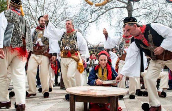 Greece Travel: Валашская свадьба в Фивах (фото 5)