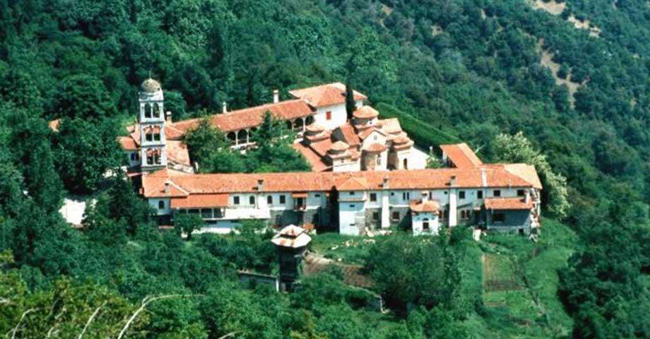 Экскурсия: монастырь св.Агафона + источник Ипати (фото 2)