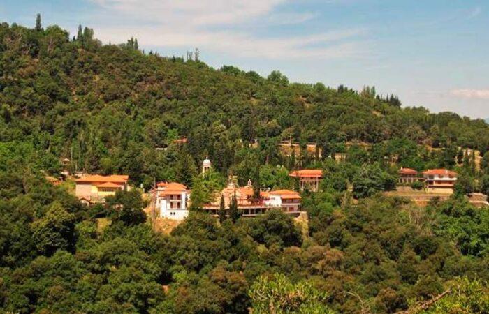 Экскурсия: монастырь св.Агафона + источник Ипати