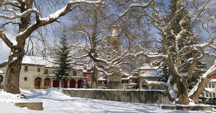 Новый год 2021 (31декабря – 1-2 января): Трикала (ярмарка «Мельница эльфов»), Касторья, Мецово (фото 10)