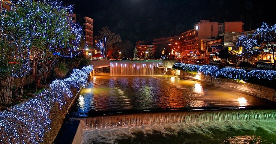 Новый год 2021 (31декабря – 1-2 января): Трикала (ярмарка «Мельница эльфов»), Касторья, Мецово (фото 9)